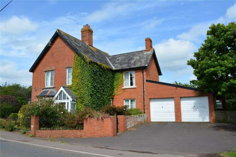 3 Bedrooms Detached House for sale in Lower Town, Sampford Peverell, Tiverton, Devon, EX16