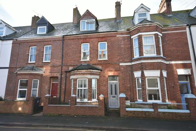 4 Bedrooms Terraced House for sale in CAMPERDOWN TERRACE, EXMOUTH, NR EXETER, DEVON