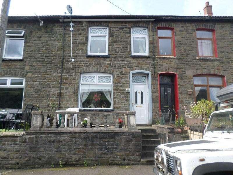 2 Bedrooms Terraced House for sale in Graig Terrace, Ferndale