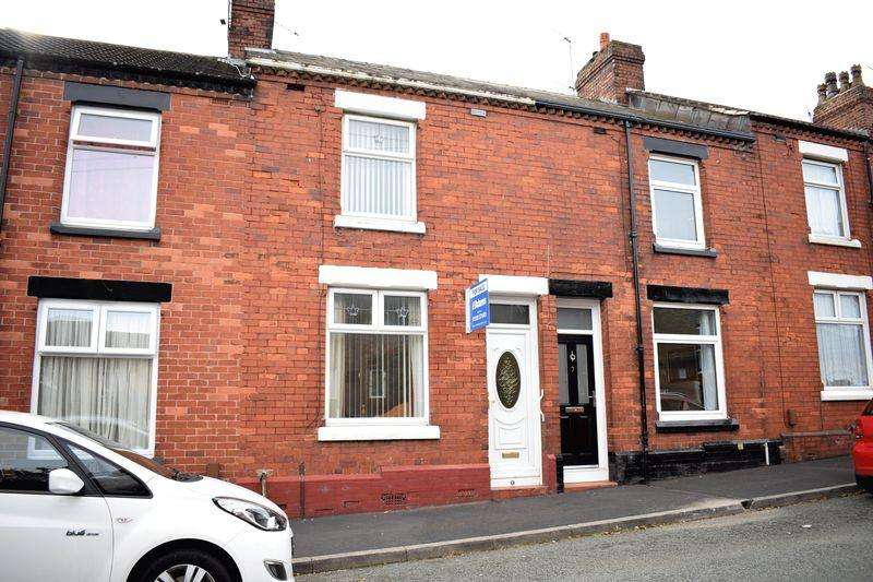 2 Bedrooms Terraced House for sale in Havergal Street, Runcorn