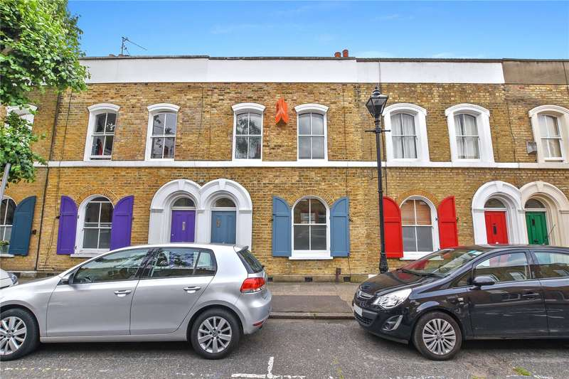 3 Bedrooms Terraced House for sale in Cyprus Street, Bethnal Green, London, E2