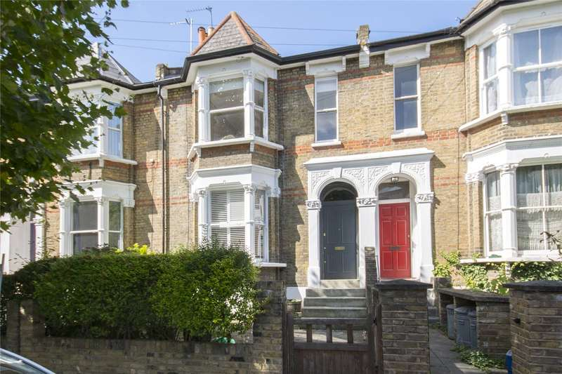 4 Bedrooms Terraced House for sale in Mount Pleasant Lane, London, E5