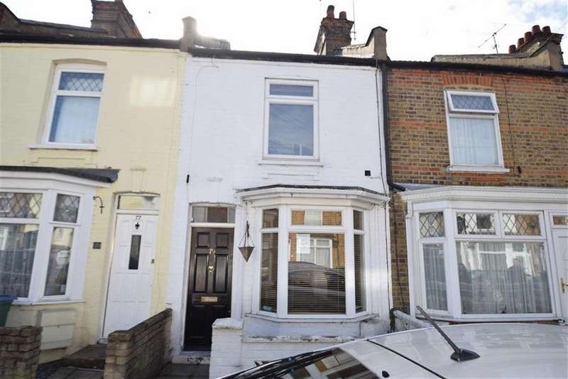 3 Bedrooms Terraced House for sale in Brightwell Road, Watford, Herts