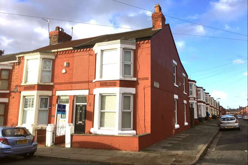 3 Bedrooms Terraced House for sale in Dundonald Road, Liverpool, L17