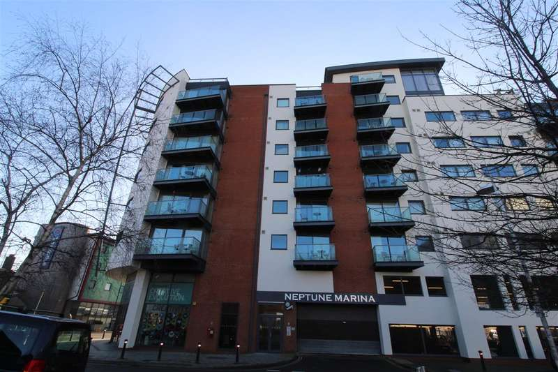 2 Bedrooms Apartment Flat for sale in Neptune Marina