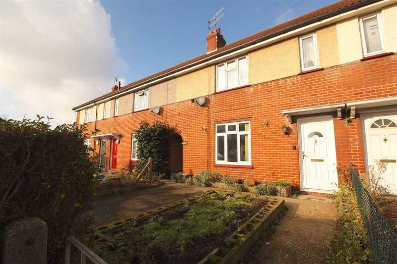 3 Bedrooms Terraced House for sale in Dombey Road, Ipswich