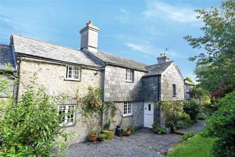 4 Bedrooms Detached House for sale in Milton Abbot, Tavistock, Devon, PL19