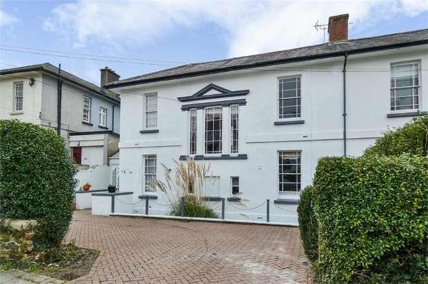3 Bedrooms Semi Detached House for sale in Station Road, Okehampton, Devon