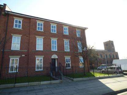 2 Bedrooms Flat for sale in Upper Parliament Street, Liverpool, Merseyside, L8