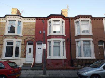 2 Bedrooms Terraced House for sale in Lenthall Street, Liverpool, Merseyside, L4
