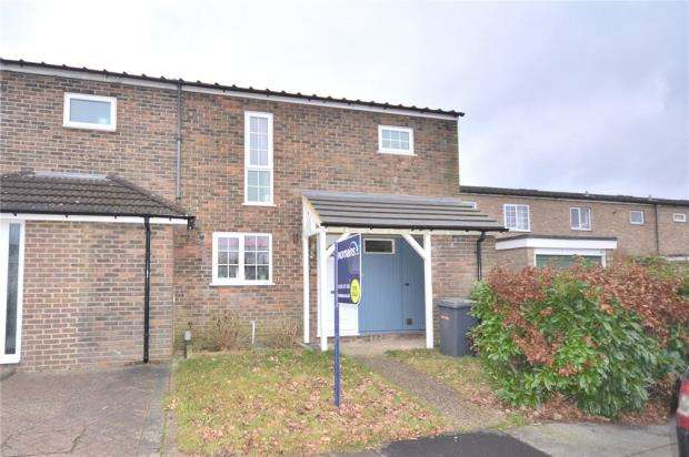 3 Bedrooms End Of Terrace House for sale in Anglesey Close, Basingstoke, Hampshire
