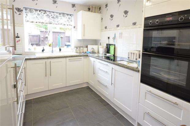 3 Bedrooms End Of Terrace House for sale in Quilter Road, Basingstoke, Hampshire