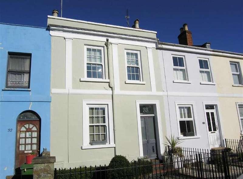 2 Bedrooms Terraced House for sale in Upper Norwood Street, Leckhampton, Cheltenham, GL53