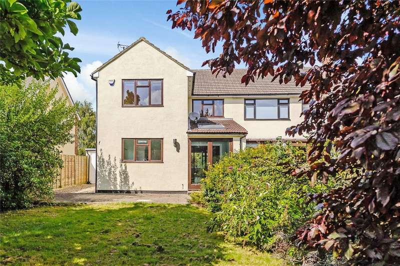 4 Bedrooms Semi Detached House for sale in Bannister Green, Felsted, Dunmow, Essex