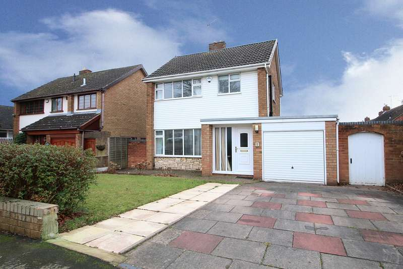 3 Bedrooms Detached House for sale in Lightwoods Road, Pedmore, Stourbridge, DY9