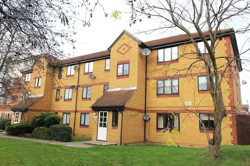 2 Bedrooms Apartment Flat for sale in Ruston Road, London, London, SE18 5QY