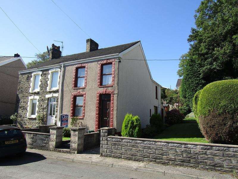 3 Bedrooms Semi Detached House for sale in Cardonnel Road, Skewen, Neath, Neath Port Talbot.