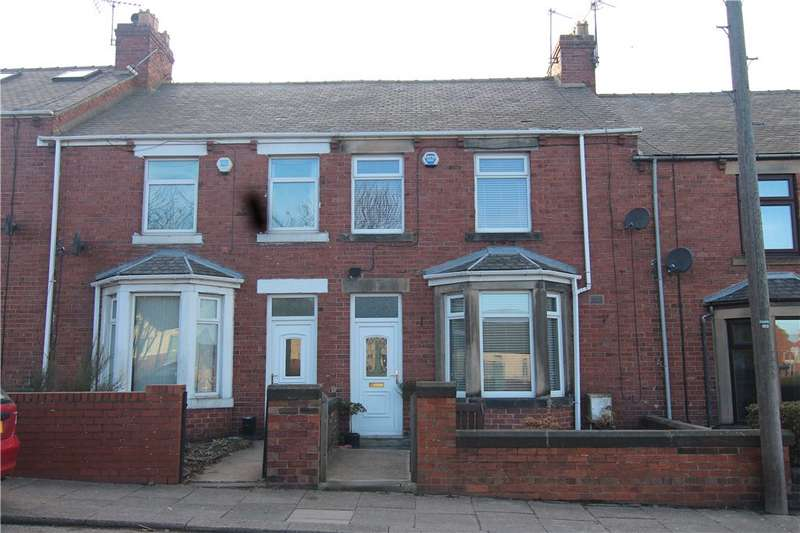 3 Bedrooms Terraced House for sale in Ivy Terrace, Langley Park, Durham, DH7
