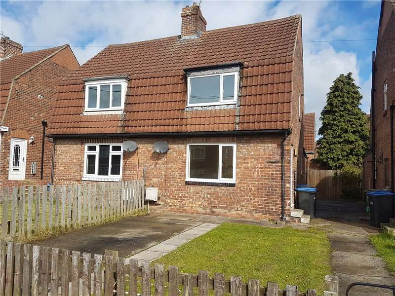 2 Bedrooms Semi Detached House for rent in Forster Square, Wingate, Co Durham, TS28
