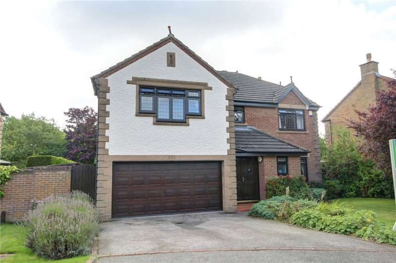 5 Bedrooms Detached House for sale in Cedar Drive, Farewell Hall, Durham, DH1