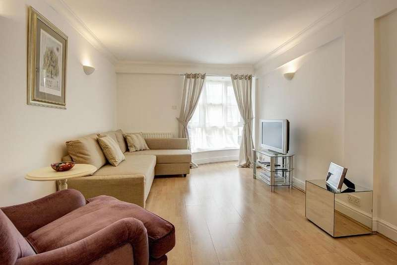 2 Bedrooms Flat for sale in 199 Lisson Grove, St. John's Wood