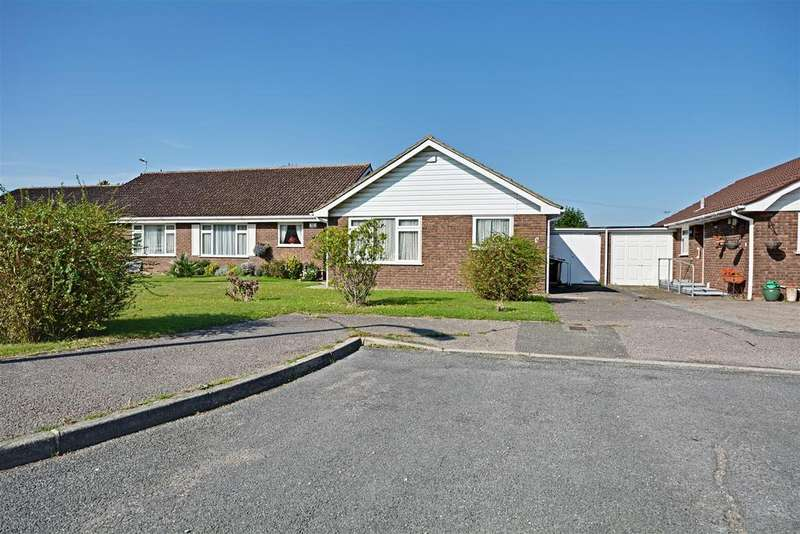 2 Bedrooms Detached Bungalow for sale in Glebe Close, Bexhill-On-Sea