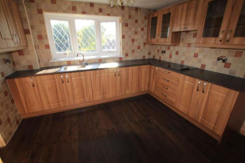 2 Bedrooms Terraced House for sale in Biscop Crescent, Newton Aycliffe