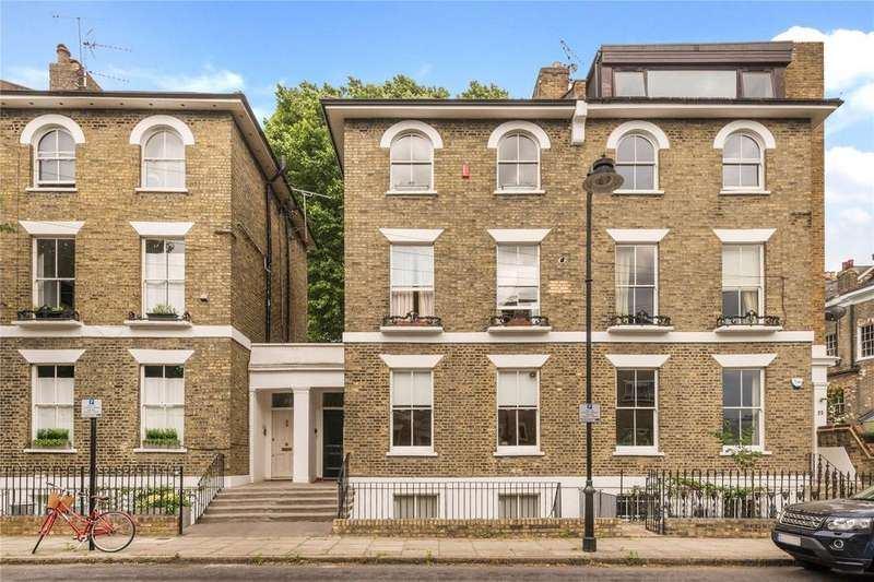 3 Bedrooms Flat for sale in Richmond Crescent, Barnsbury, Islington, London