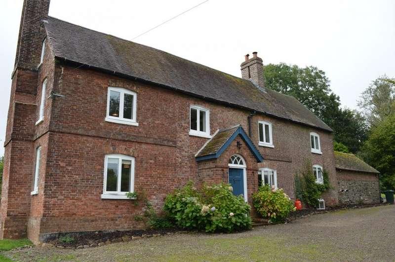 5 Bedrooms Farm House Character Property for rent in Loughton, Burwarton, Bridgnorth, WV16