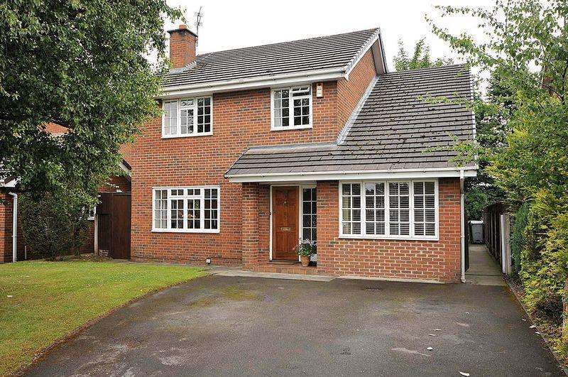 4 Bedrooms Detached House for sale in Chapel Croft, Chelford