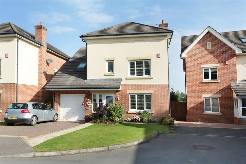 6 Bedrooms Detached House for sale in Wren Court, Quemerford