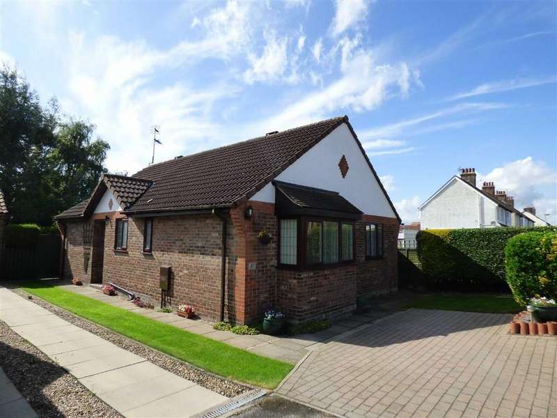 3 Bedrooms Detached Bungalow for sale in Sidings Court, Brough
