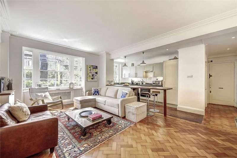 2 Bedrooms Flat for sale in Matlock Court, 46 Kensington Park Road, Notting Hill, London, W11