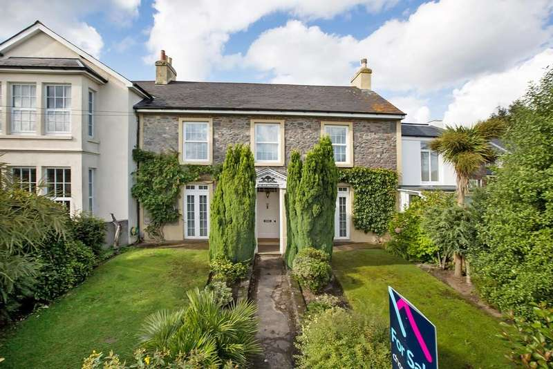 5 Bedrooms Town House for sale in Highweek Village, Newton Abbot