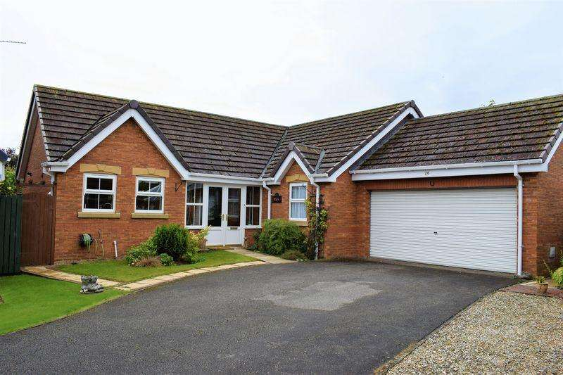 3 Bedrooms Detached Bungalow for sale in Woodpecker Way, Kirton Lindsey