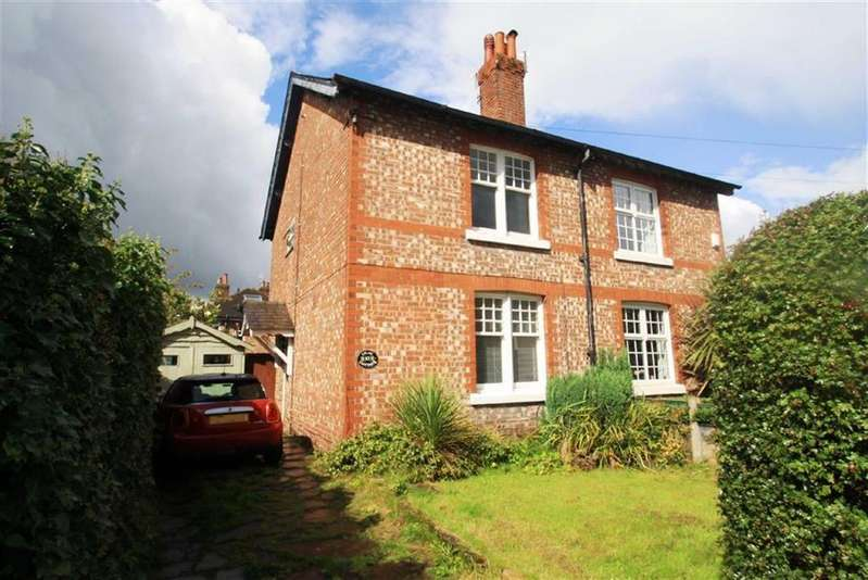 2 Bedrooms Semi Detached House for sale in Lacey Green, Wilmslow