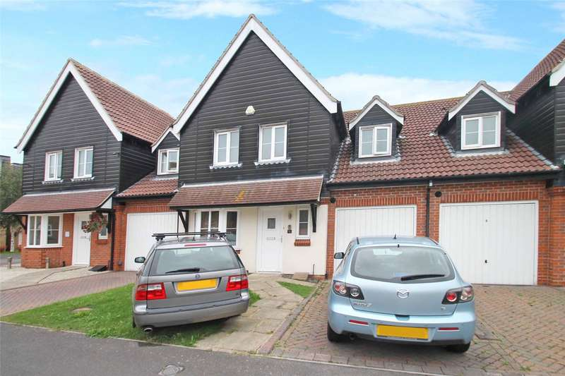 4 Bedrooms Semi Detached House for sale in The Darlingtons, Rustington, West Sussex, BN16