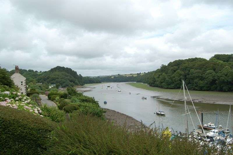 3 Bedrooms Property for sale in Park Terrace Malpas, Truro