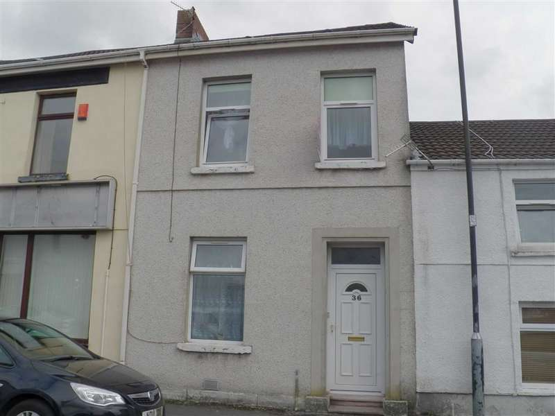 2 Bedrooms Terraced House for sale in Swansea Road, Llanelli