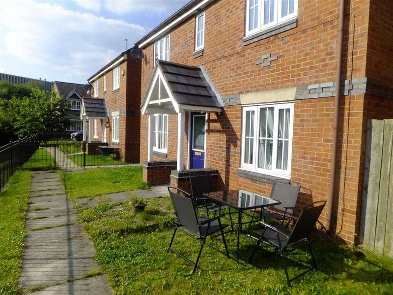 3 Bedrooms Detached House for rent in Bellfield Close, Blackley