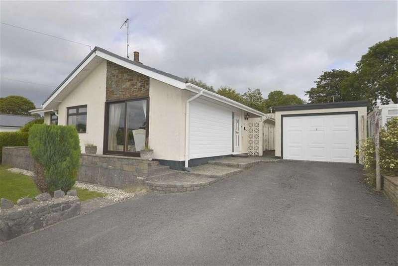 4 Bedrooms Bungalow for sale in 3, James Park, Kilgetty, Pembrokeshire, SA68