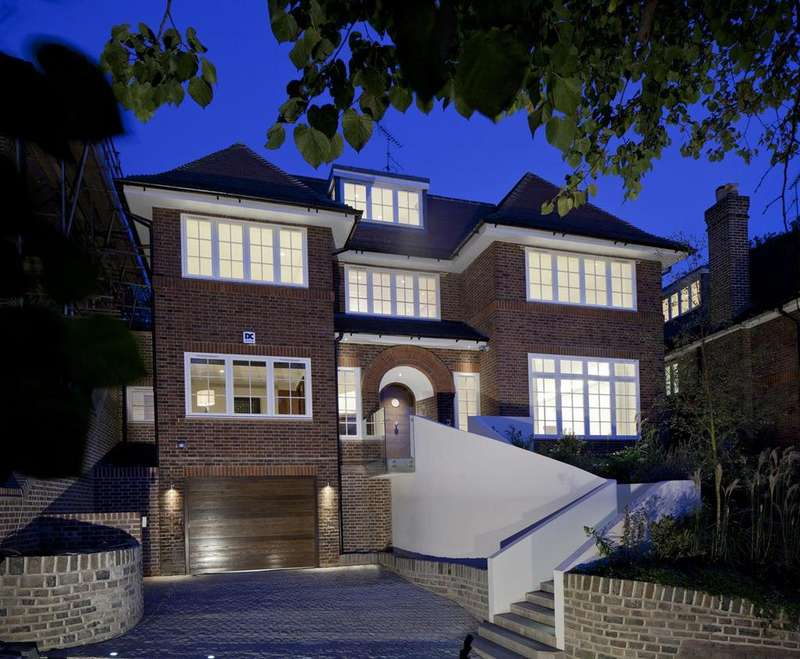 5 Bedrooms House for sale in Platts Lane, London