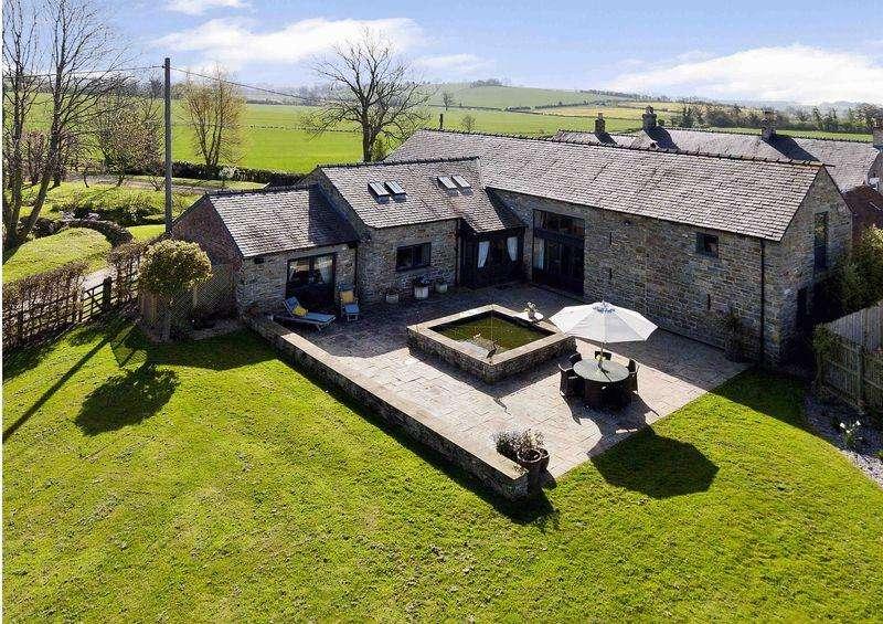 4 Bedrooms Detached House for sale in Skew Green Barn, Kilburn Parks, Carlton Husthwaite, York YO7 2BT