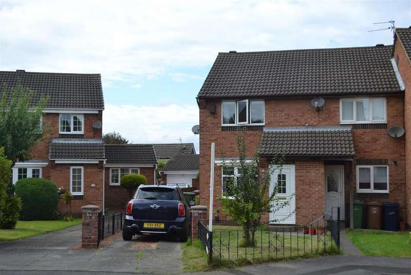 2 Bedrooms Semi Detached House for sale in Cambria Green, South hylton, Sunderland