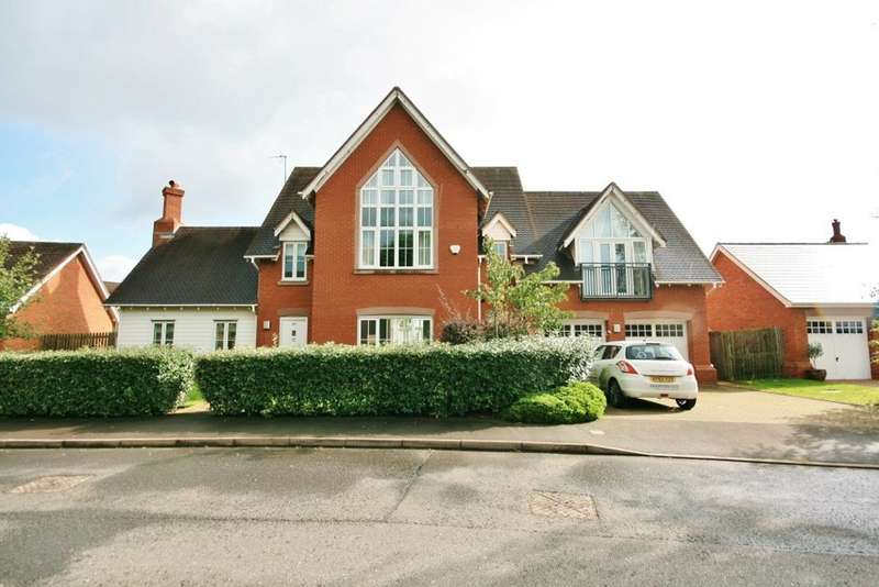 5 Bedrooms Detached House for rent in Freshwater Drive, Wychwood Park CW2