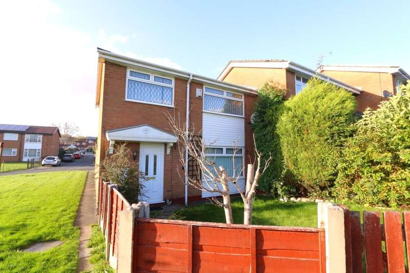 3 Bedrooms Property for sale in Yew Tree Road, Denton, Manchester, M34