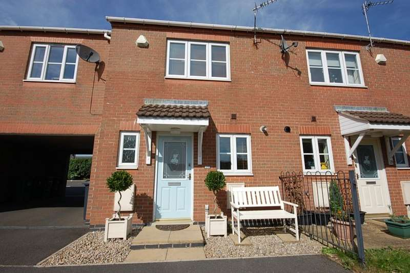 2 Bedrooms Property for rent in Cottage Court, Belper, DE56