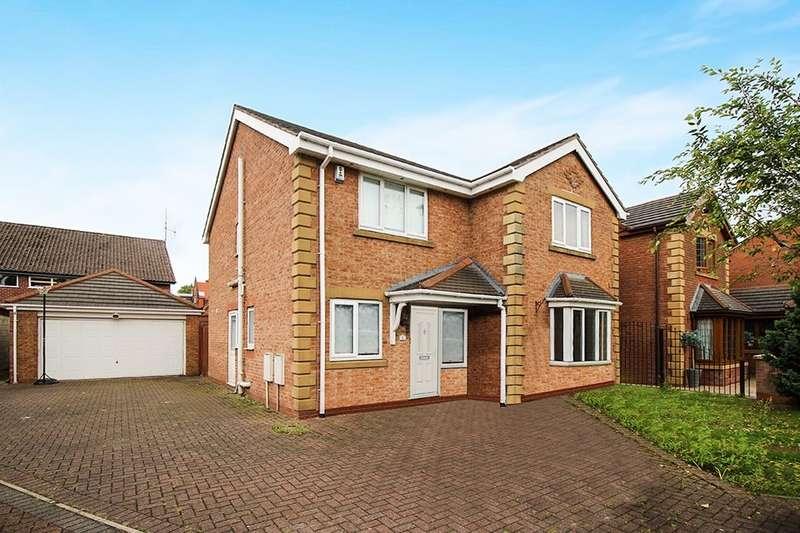 4 Bedrooms Detached House for rent in Old Croft, Fulwood, Preston, PR2
