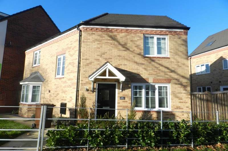 3 Bedrooms Detached House for sale in St. Martins Close, Fordbridge, Birmingham, B36