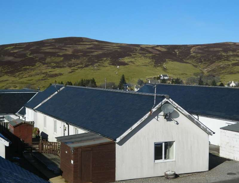 2 Bedrooms Detached Bungalow for sale in Mountain Lodge, Wanlockhead, Biggar, ML12